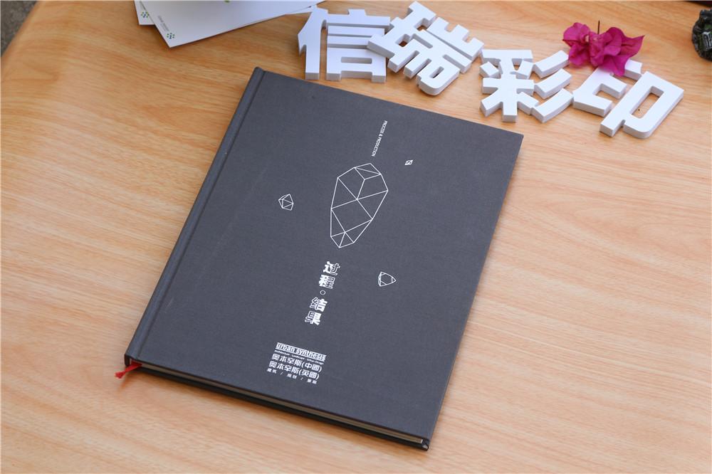成都信瑞印刷厂-纪念册样品展示