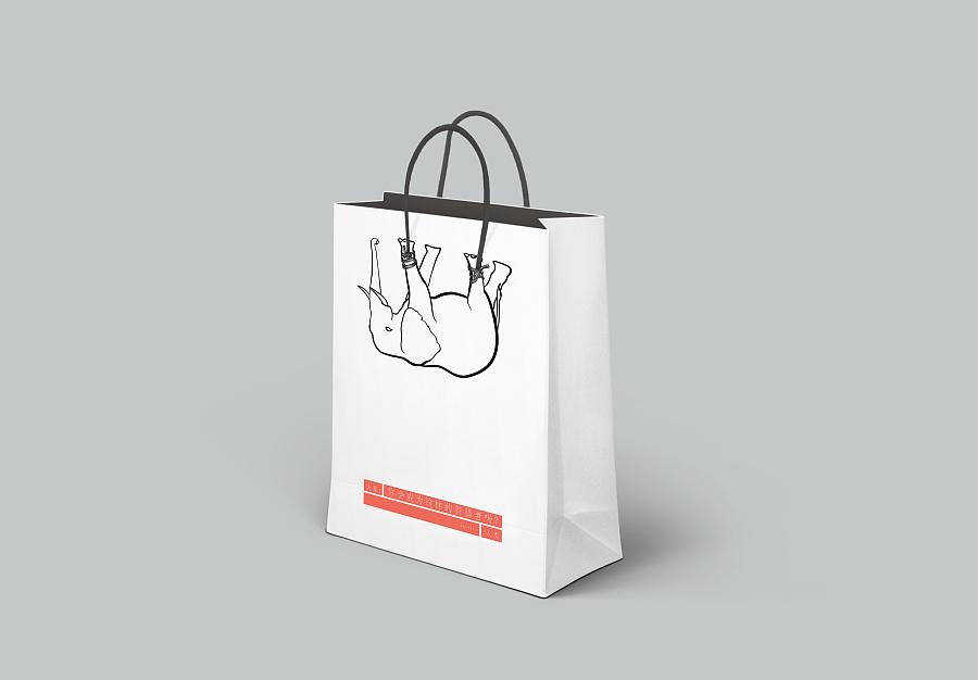 手提袋制作 手提袋印刷 包装袋 创意包装